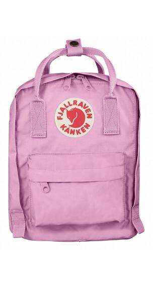 Fjällräven Kånken rugzak Kinderen roze